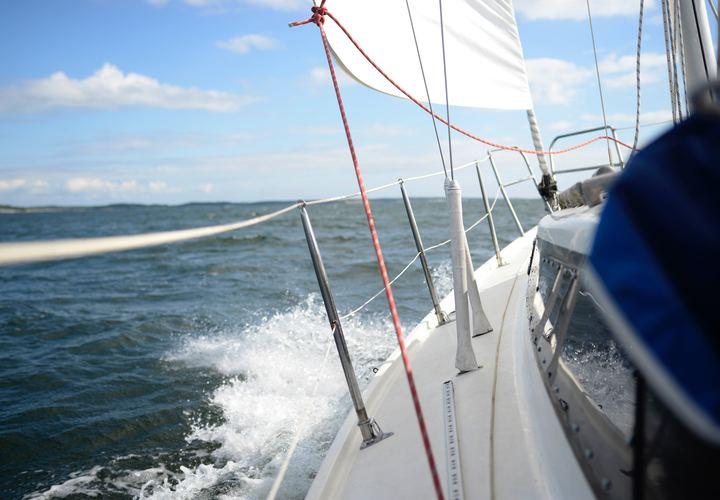 Giornata di formazione in barca a vela