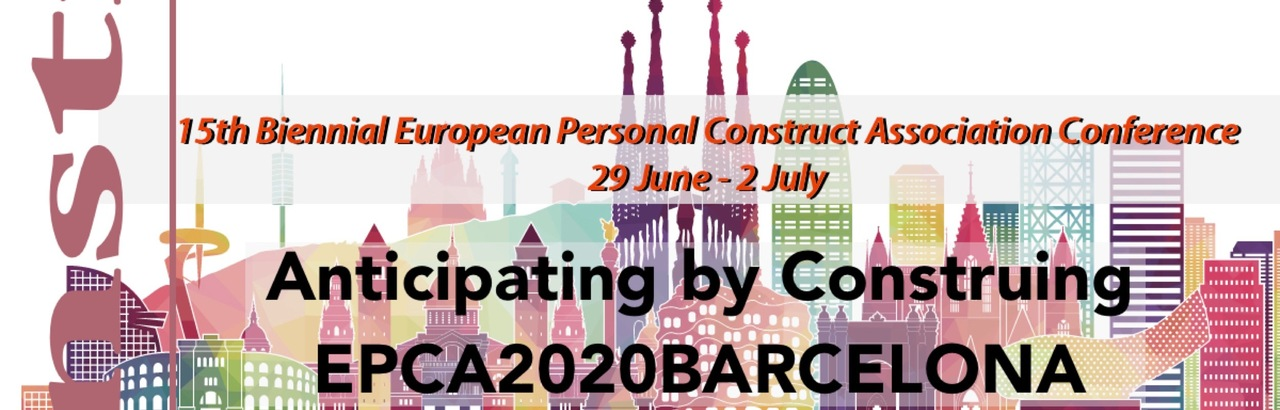 XVth Biennial Conference of the European Personal Construct Association (EPCA)