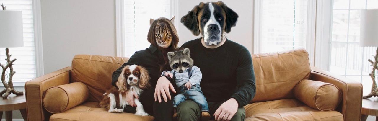 Che zoo la mia famiglia!