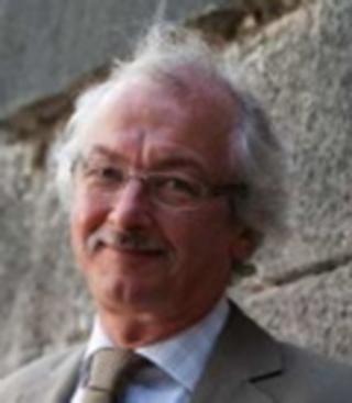 Visiting Professor - David Winter