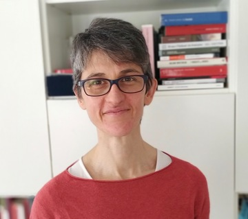 Teachers and supervisors of the theoretical and practical training of the specific address - Francesca Del Rizzo